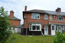 3 bed End of Terrace property for sale in Broadyates Road, Yardley...