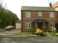 4 bed semi detached property in Stable Road, Barlow...