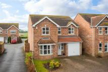 Detached home for sale in Highfield Grove, Bubwith...