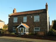 4 bedroom Detached house in Main Street, Bubwith...