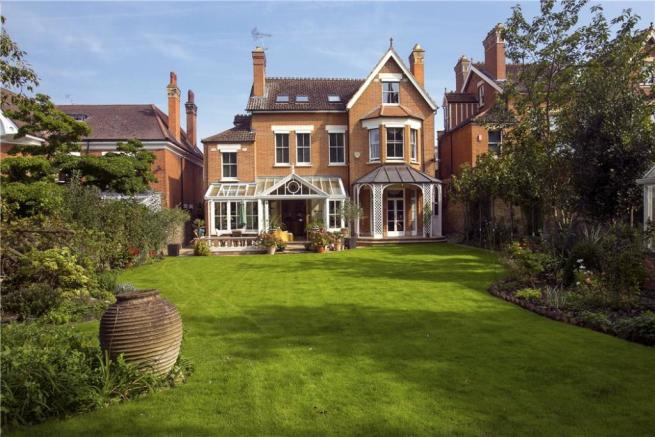 6 bedroom detached house for sale in montague road for Mansion houses for sale in london