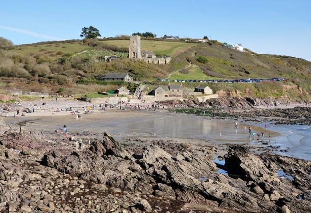 Wembury Beach - T...