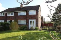 semi detached house in Edge Lane, Stretford...