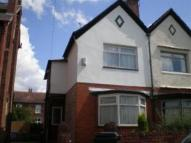 semi detached house to rent in Dartmouth Road Chorlton...
