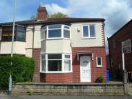 3 bedroom semi detached home to rent in Bentley Road, Chorlton...