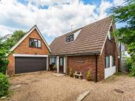 Detached Bungalow in Downs Cottage Cuddington...