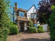 Detached property in Woodcote Road...