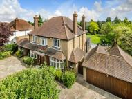 Detached home for sale in Manor Road, Cheam, SM2