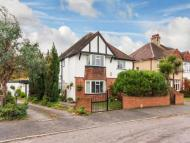 Detached home for sale in Devon Road, South Cheam...