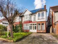 semi detached property in Mulgrave Road, Cheam, SM2