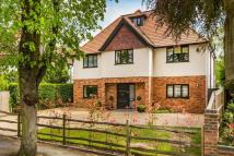 Detached house for sale in The Crescent, Cheam...