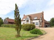4 bedroom Detached property for sale in Moreton Road, Bovinger...