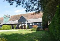 Barn Conversion for sale in The Hall Barn, Throcking...