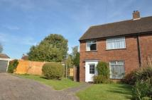 semi detached home to rent in Cloister Garth...