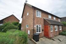 1 bed semi detached house to rent in Aldbury Close...