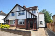 Flora Grove semi detached house to rent