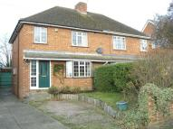 3 bed semi detached property in Bourne End