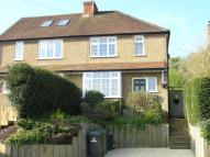 3 bed semi detached property in Loudwater