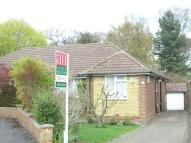 Semi-Detached Bungalow in Flackwell Heath
