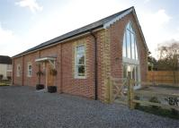 5 bed Detached house in The Chapel, Bran End...