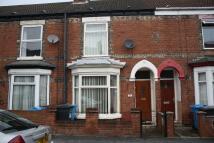 Terraced home to rent in WELBECK STREET, Hull, HU5