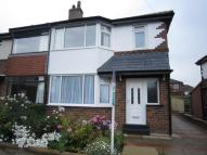 semi detached home in Merton Gardens, Farsley