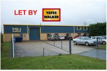 property to rent in Darwin Road, Willowbrook East Industrial Estate, CORBY, Northamptonshire
