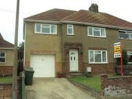 semi detached property in Deeneside, Weldon, CORBY...