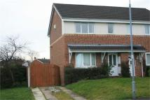 3 bed semi detached house in Courbet Drive...