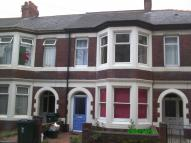 3 bed Terraced house in St Vincent Road, Newport