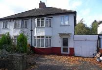 property for sale in Sarehole Road, Hall Green, Birmingham