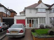property for sale in Arden Road, Acocks Green, Birmingham