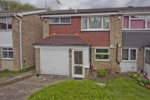 semi detached house in Knoll Crescent, Northwood