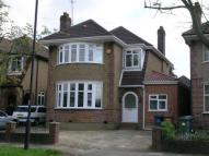 Suffolk Road Detached property to rent