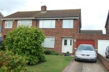 3 bedroom semi detached property in Bedford Road, Wootton...