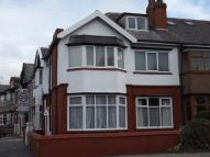 Flat to rent in Castle Road, Wallasey...