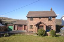 Detached property for sale in Hendre, Llanilar...