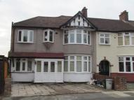 4 bed semi detached house in Conway Crescent...