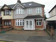 semi detached property for sale in Eva Road, Chadwell Heath