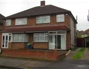 3 bedroom semi detached home for sale in Donald Drive...