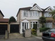 3 bedroom semi detached home in Mayesford Road...