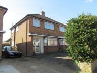 Freshwell Avenue semi detached house to rent