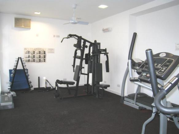 Residents Gym: