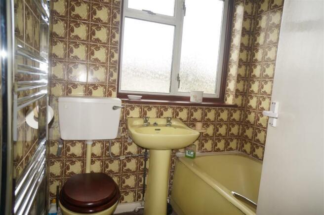 Bathroom/w.c: