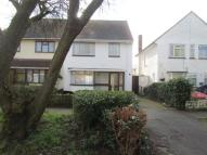 3 bed semi detached property in Cambrian Avenue...