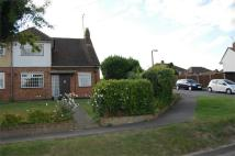 2 bed semi detached home for sale in Madden Avenue, CHATHAM...