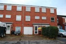 4 bed Terraced home for sale in Ealing Close, LORDSWOOD...