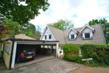 Detached house to rent in Coombe Hill Road...