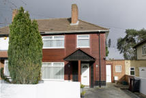 semi detached house in Bowness Crescent...