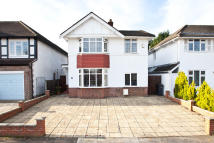 Detached house for sale in Robin Hood Lane, London...
